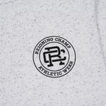Мужская футболка Reigning Champ Crest Logo SS Tee Snow фото- 2
