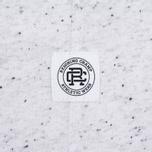 Reigning Champ Crest Logo SS Tee Men's t-shirt Snow photo- 4