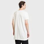 Мужская футболка Rick Owens DRKSHDW Graphic Print 2 Milk/Dark Lime фото- 3