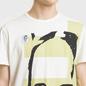 Мужская футболка Rick Owens DRKSHDW Graphic Print 2 Milk/Dark Lime фото - 2