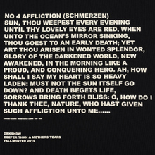 Мужская футболка Rick Owens DRKSHDW Level Affliction Print Black/Natural фото- 2