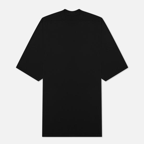 Мужская футболка Rick Owens DRKSHDW Tecuatl Jumbo Oversized Fit Black