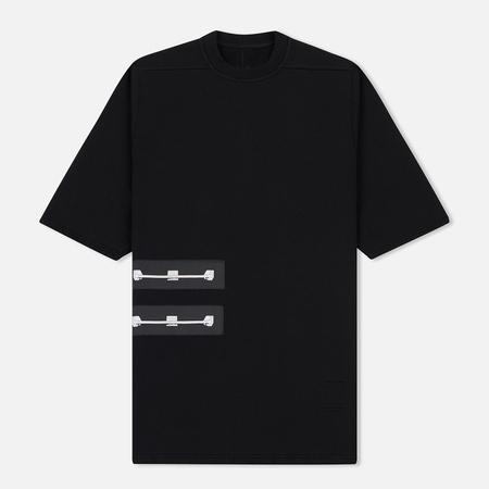 Мужская футболка Rick Owens DRKSHDW Woven Jumbo Black