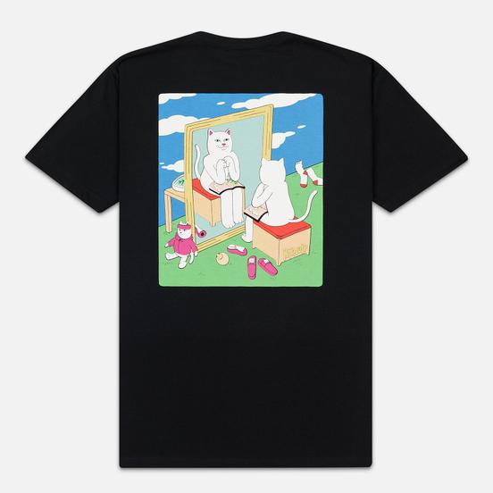 Мужская футболка RIPNDIP Beat It Black