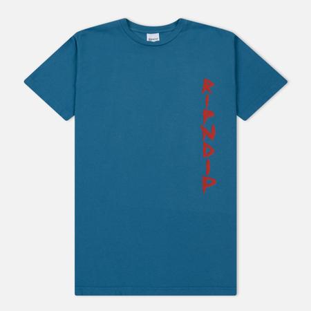 Мужская футболка RIPNDIP Brawl Harbor Blue