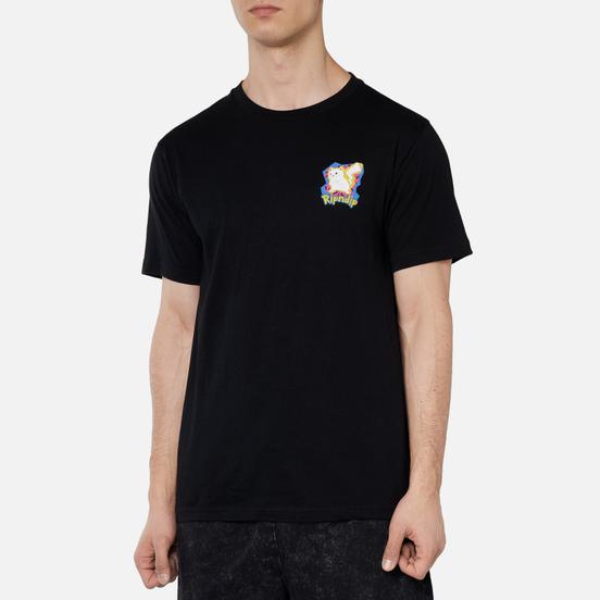 Мужская футболка RIPNDIP Catch Em All Black