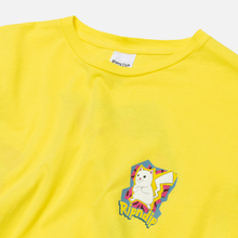 Мужская футболка RIPNDIP Catch Em All Yellow фото- 1