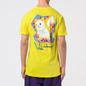 Мужская футболка RIPNDIP Catch Em All Yellow фото - 4