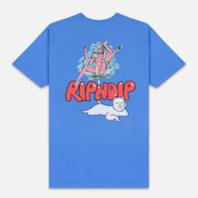 Мужская футболка RIPNDIP Cherry Blossom Light Blue фото- 3
