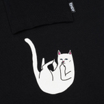 Мужская футболка RIPNDIP Falling For Nermal Pocket Black фото- 2