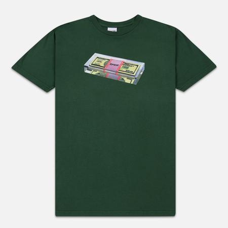 Мужская футболка RIPNDIP Fat Stack Hunter Green