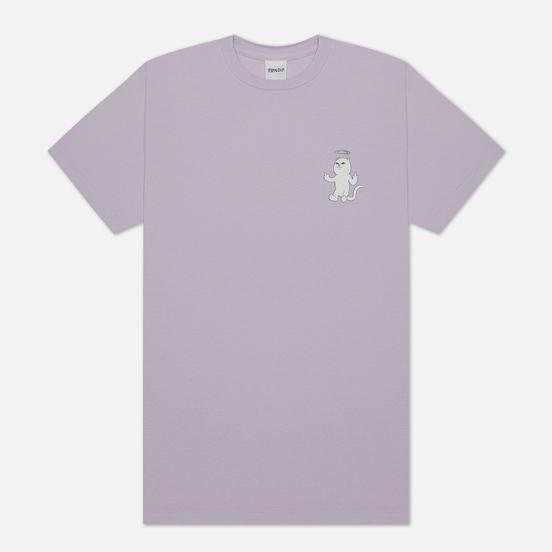 Мужская футболка RIPNDIP Halo Purple