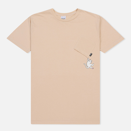 Мужская футболка RIPNDIP Hang In There Pocket Melon
