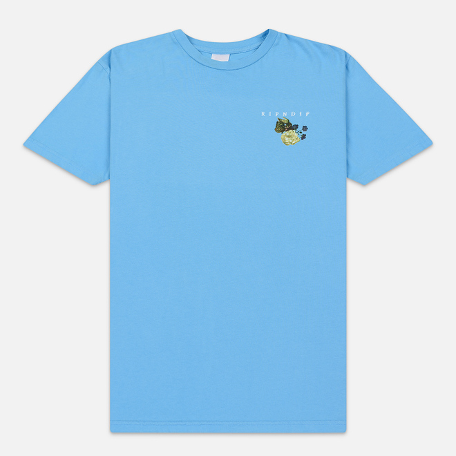 Мужская футболка RIPNDIP Heavinly Bodies Light Blue