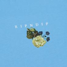 Мужская футболка RIPNDIP Heavinly Bodies Light Blue фото- 2