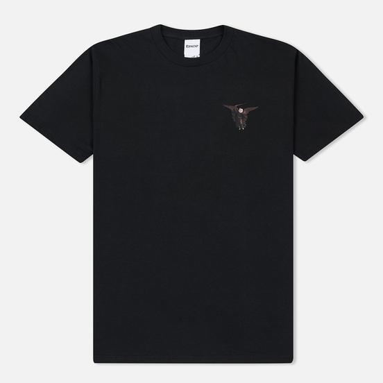 Мужская футболка RIPNDIP Hell Pit Black