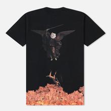 Мужская футболка RIPNDIP Hell Pit Black фото- 1