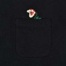 Мужская футболка RIPNDIP Herb Eater Black фото- 2