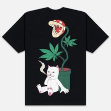 Мужская футболка RIPNDIP Herb Eater Black фото- 3