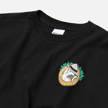Мужская футболка RIPNDIP Hiker Nerm Black фото- 1