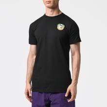 Мужская футболка RIPNDIP Hiker Nerm Black фото- 2