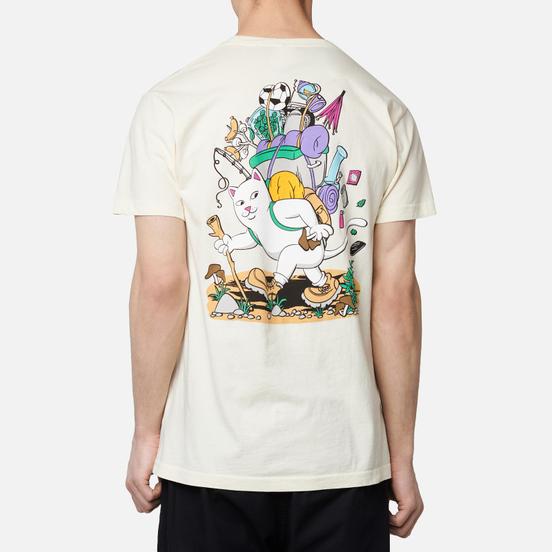 Мужская футболка RIPNDIP Hiker Nerm Tan
