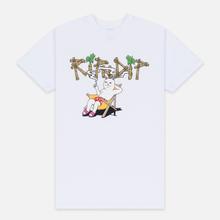 Мужская футболка RIPNDIP Island Nerm White фото- 0