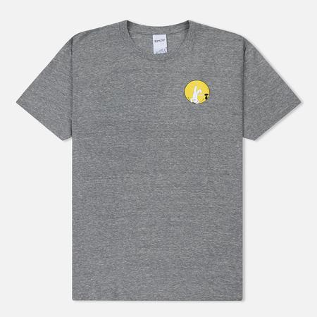 Мужская футболка RIPNDIP It Won't Be Ok Heather Grey
