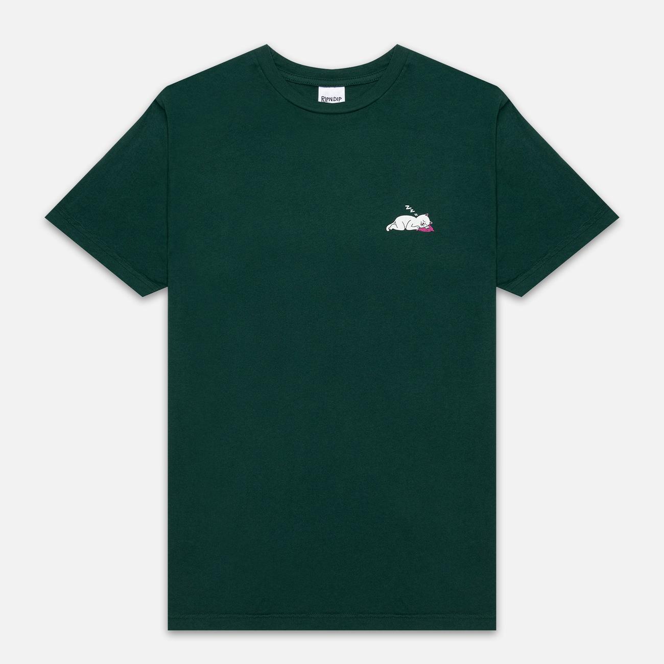 Мужская футболка RIPNDIP Ladies Man Hunter Green