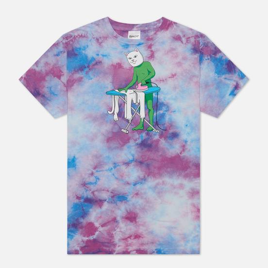 Мужская футболка RIPNDIP Laundry Day Tie Dye