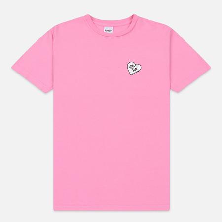Мужская футболка RIPNDIP Love Nerm Pink