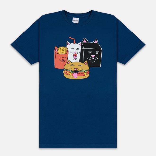 Мужская футболка RIPNDIP Mcnerm Harbor Blue