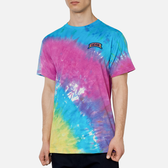 Мужская футболка RIPNDIP Moonlight Bliss Tie Dye