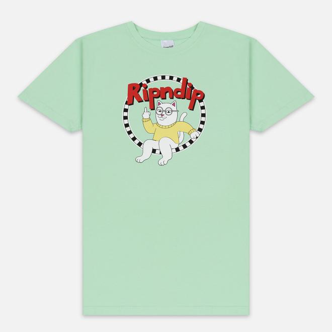 Мужская футболка RIPNDIP Narthur Light Mint