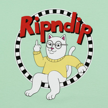 Мужская футболка RIPNDIP Narthur Light Mint фото- 2