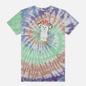Мужская футболка RIPNDIP Nerm Cap Spiral Dye фото - 0