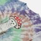 Мужская футболка RIPNDIP Nerm Cap Spiral Dye фото - 1