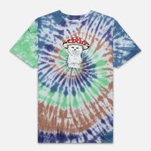 Мужская футболка RIPNDIP Nerm Cap Spiral Dye фото- 0