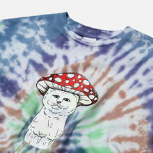 Мужская футболка RIPNDIP Nerm Cap Spiral Dye фото- 1