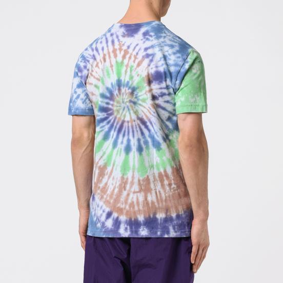 Мужская футболка RIPNDIP Nerm Cap Spiral Dye