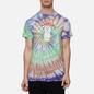 Мужская футболка RIPNDIP Nerm Cap Spiral Dye фото - 2