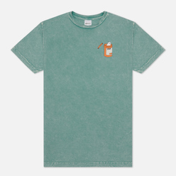 Мужская футболка RIPNDIP Nermal Pills Aqua Mineral Wash