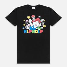Мужская футболка RIPNDIP Nermio Black фото- 0