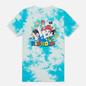 Мужская футболка RIPNDIP Nermio Blue Cloud Wash фото - 0