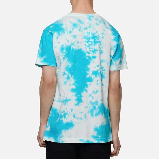 Мужская футболка RIPNDIP Nermio Blue Cloud Wash