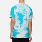 Мужская футболка RIPNDIP Nermio Blue Cloud Wash фото - 3