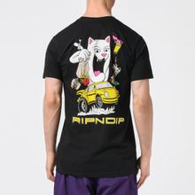 Мужская футболка RIPNDIP Open Roads Black фото- 3