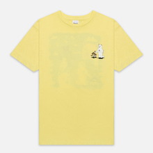 Мужская футболка RIPNDIP Park Day Light Yellow фото- 0