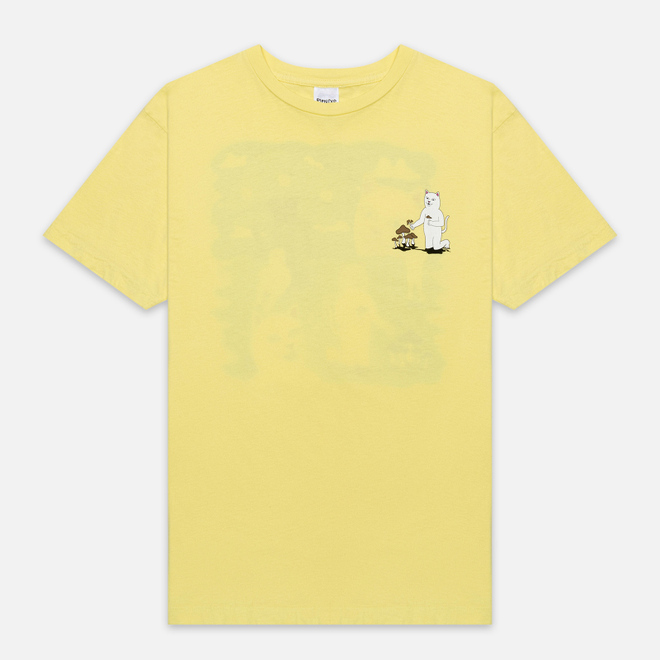 Мужская футболка RIPNDIP Park Day Light Yellow