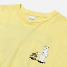Мужская футболка RIPNDIP Park Day Light Yellow фото- 1